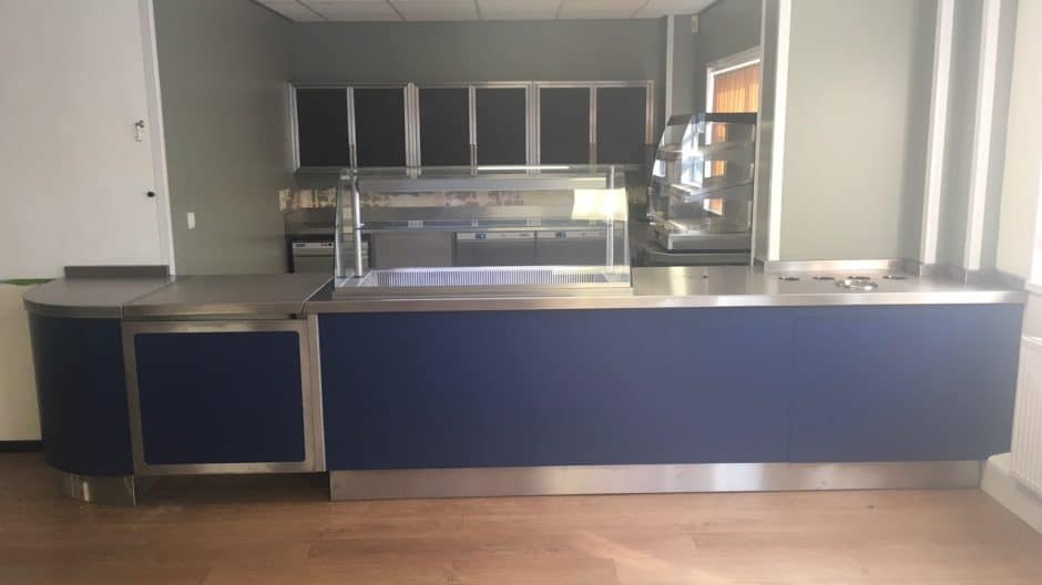 School Counter Top Supplier