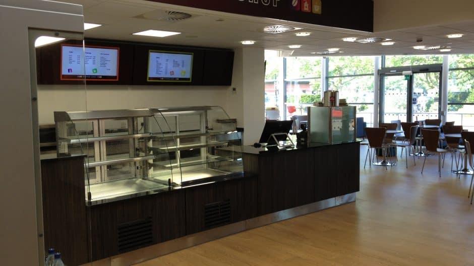 Coffee Shop Counter Top Supplier