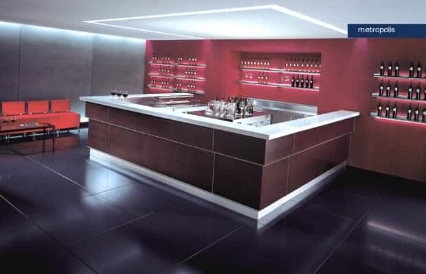 Winebar Modular Counter Top Supplier