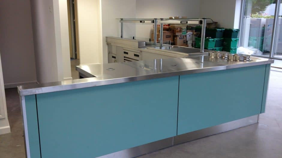 Cafe Counter Top Supplier